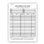 AEBF - Level I Coach Activity Sheet